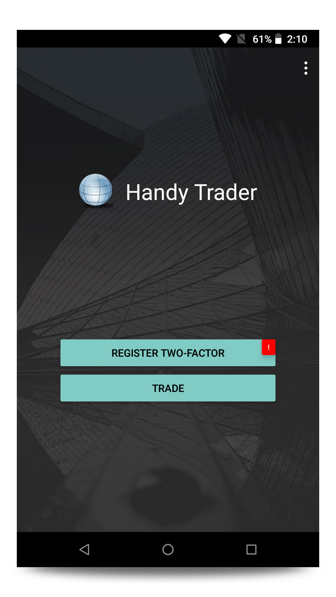 Handy Trader And Handydsa For Android